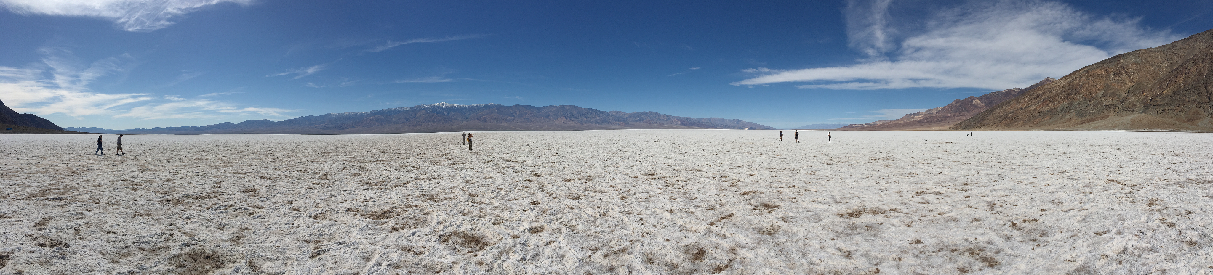 Badwater salts